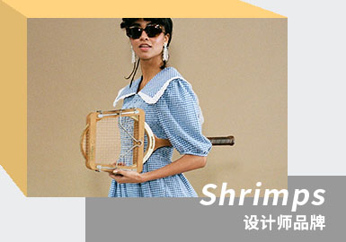 Whimsical Shrimps -- The Analysis of Shrimps The Womenswear Designer Brand