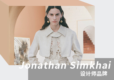 Cool and Gentle -- The Analysis of Jonathan Simkhai The Womenswear Designer Brand