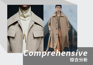 Practicality First -- The Comprehensive Analysis of Menswear Catwalk(Silhouette&Item)