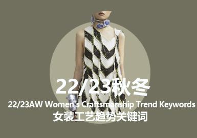 A/W 22/23 Craft Keywords of Womenswear
