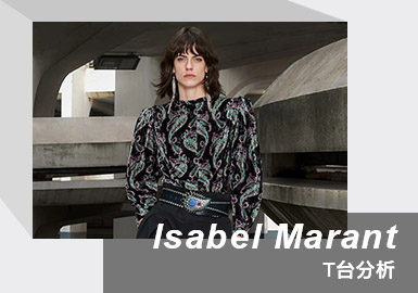 Futuristic 80s -- The Womenswear Catwalk Analysis of Isabel Marant