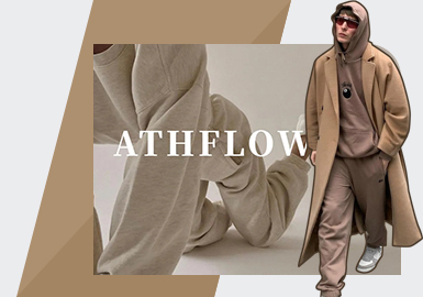 New Trend Athflow -- The Comprehensive Analysis of Menswear Street Snaps on Instagram