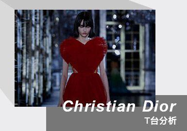 The Fairy Tale of Women Warrior -- The Womenswear Catwalk Analysis of Christian Dior