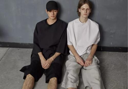 2018 S/S Menswear Benchmark Brands -- Cotton & Linen