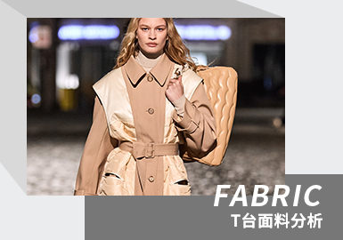 Outerwear Fabric -- The Comprehensive Analysis of Womenswear Catwalk