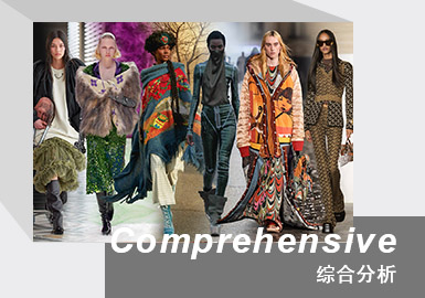 Comfort First -- The Comprehensive Analysis of Womenswear Catwalks (Silhouette&Item)