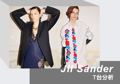 Feminine Power -- The Womenswear Catwalk Analysis of Jil Sander