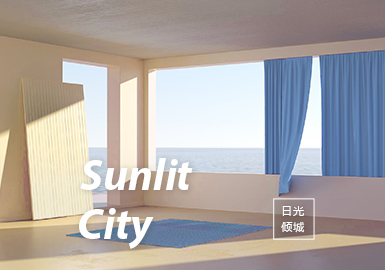 Sunlit City -- The Fabric Trend for S/S 2022 Menswear Theme