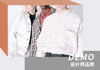 Break Through the Gender Boundary -- The Analysis of DEMO The Menswear Designer Brand