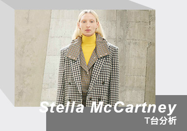 A Collection Blending Fantasy and Reality -- The Womenswear Catwalk Analysis of Stella McCartney