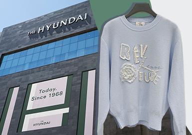 Elegant Lady -- The Comprehensive Analysis of Korean Women's Knitwear Markets