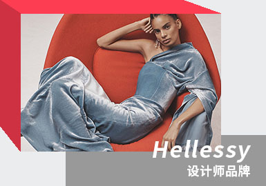 Extraordinary Texture -- The Analysis of Hellessy The Womenswear Designer Brand