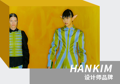 Beautiful Outerwear -- The Analysis of HANKIM The Womenswear Designer Brand