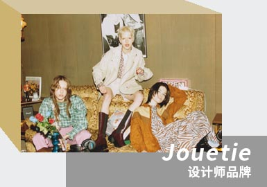 Sweet and Cool Streetwear -- The Analysis of JOUETIE The Womenswear Designer Brand