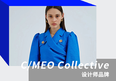 Futuristic and Minimalist Fairy -- The Analysis of C/MEO COLLECTIVE The Womenswear Designer Brand