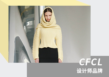 Tech Knit -- The Analysis of CFCL The Womenswear Designer Brand