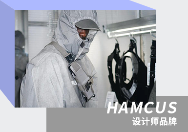 Sci-fi Functional Style -- The Analysis of HAMCUS The Menswear Designer Brand