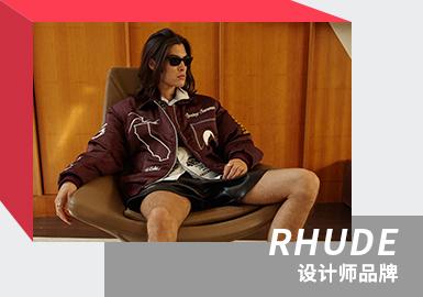 Retro Leisure -- The Analysis of RHUDE The Menswear Designer Brand