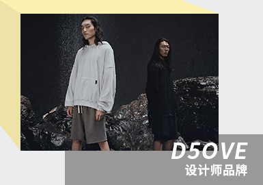 Doom Aesthetic -- The Analysis of D5OVE The Menswear Designer Brand