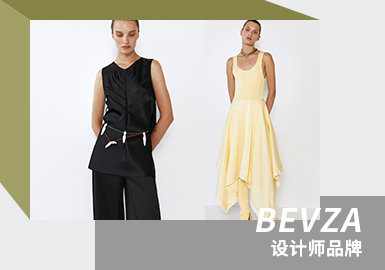 Asceticism and Minimalism -- The Analysis of BEVZA The Womenswear Designer Brand