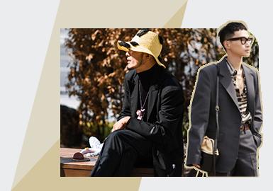 Modern Fashion -- The Comprehensive Analysis of Menswear Street Snap in Shanghai