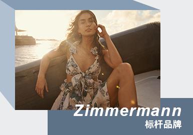 Wild Botany -- The Analysis of Zimmermann The Women's Swimsuit Benchmark Brand