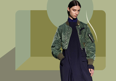 Practical Winter -- The Silhouette Trend for Women's Puffa Jacket