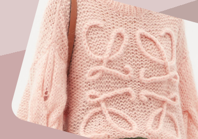 Artistic Line -- The Craft Trend for Women's Knitwear