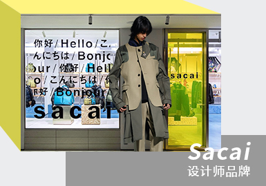 Maintained Military -- The Analysis of Sacai The Menswear Designer Brand