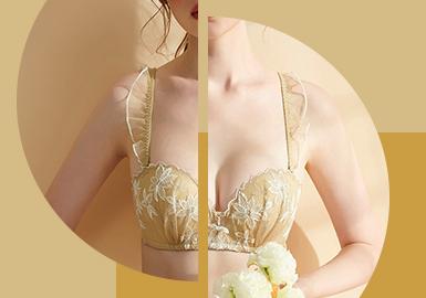 Borderless Nature -- The Pattern Craft Trend for Women's Underwear