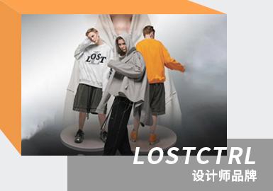 Edgy Streetwear -- The Analysis of LOSTCTRL The Menswear Designer Brand