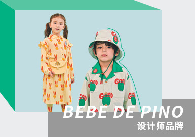 Colorful Childhood -- BEBE DE PINO The Kidswear Designer Brand