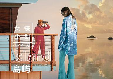 Island -- The Design Development of Womenswear