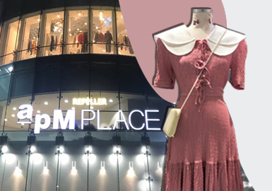 Soft Girl -- The Womenswear Analysis of Korean Dongdaemun