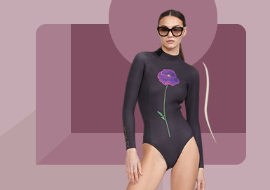 Cross-category Swimsuit -- The Item Trend for Women's Swimsuit
