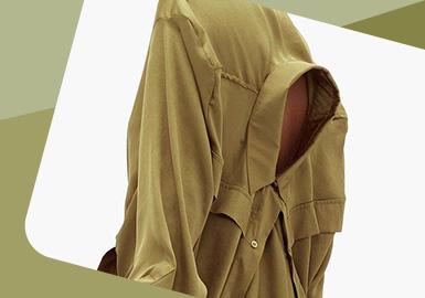 Distinctive Collar Design -- The Detail Craft Trend for Womenswear