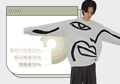 Key Pattern -- The TOP Ranking of Men's Knitwear