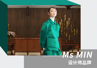New Chinese Tailoring -- The Analysis of Ms MIN The Womenswear Designer Brand
