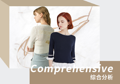 High-quality Elegancy -- The Comprehensive Analysis of Women's Knitwear Benchmark Brand(Middle-aged Women)