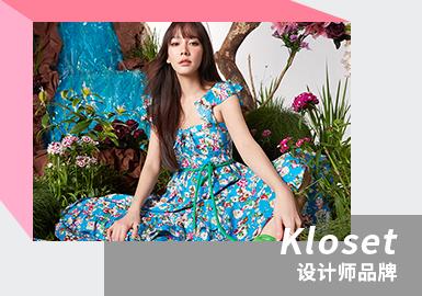 The Encounter on Valentine's Day -- The Analysis of KLOSET The Womenswear Designer Brand
