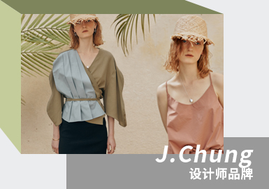 Minimalist and Cold Urban Style -- The Analysis of J.Chung The Womenswear Designer Brand