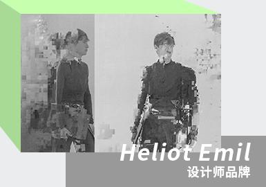 Futuristic Deconstructionism -- The Analysis of Heliot Emil The Menswear Designer Brand