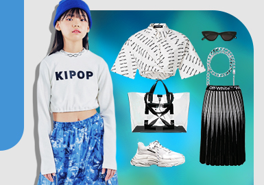Functional Chic Kids -- The Clothing Collocation of Teenagers