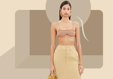 Minimalist Sexy -- The Silhouette Trend for Women's Underwear