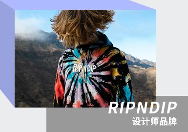 Street Fashion -- The Analysis of RIPNDIP The Menswear Designer Brand