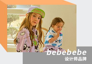 Flamboyant Summer -- Bebebebe The Kidswear Designer Brand