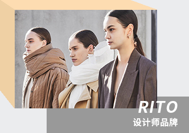 High-quality Texture -- The Analysis of RITO The Womenswear Designer Brand
