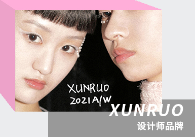 Modern and Romantic Chinese Style -- The Analysis of XUNRUO The Womenswear Designer Brand