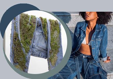 Friendly Denim -- The Fabric Trend for Denim