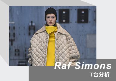 Genderless Teenage Culture -- The Womenswear Catwalk Analysis of Raf Simons
